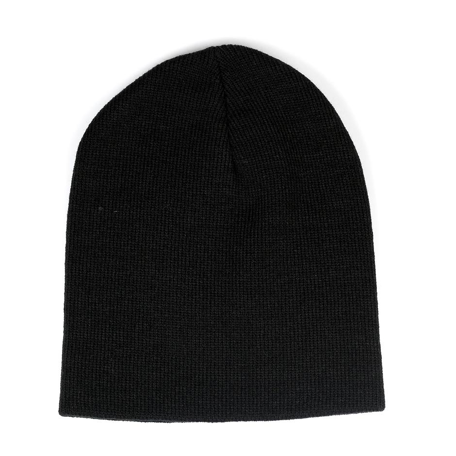 d2b53b2d5e62f ... Black Carhartt Acrylic Knit Hat