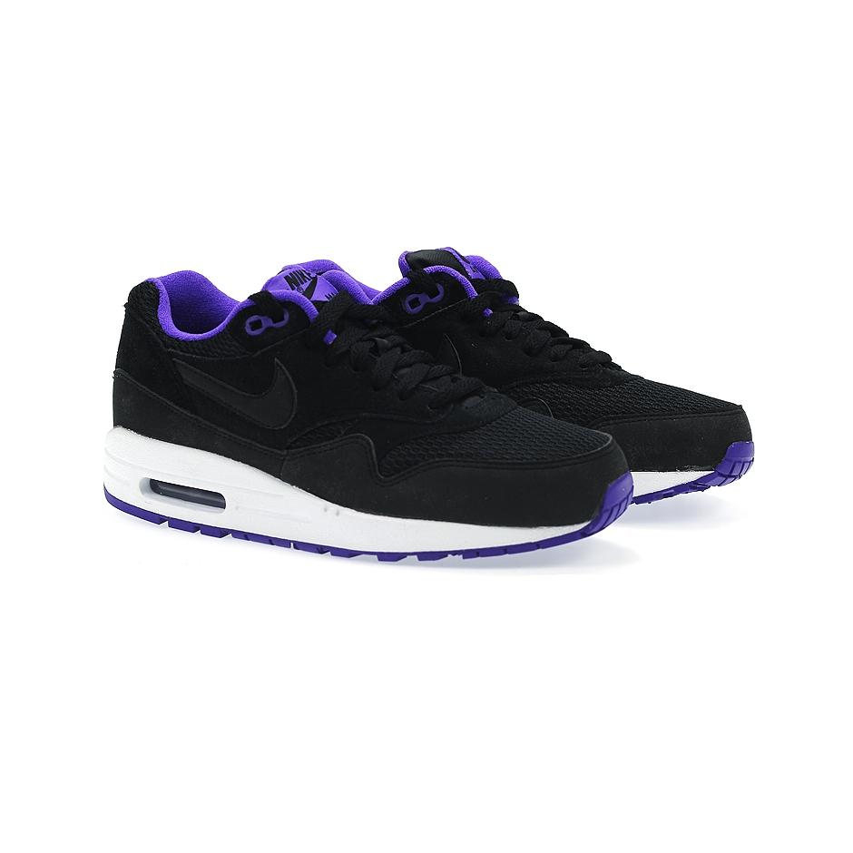 Nike Wmns Air Max 1 Essential, ( 599820 006) Black Grape