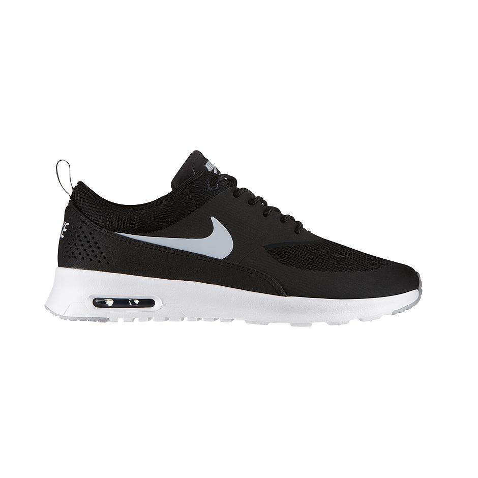 new concept 165c4 915d9 Nike Wmns Air Max Thea ( 599409-007 ) Black W grey  Highligh