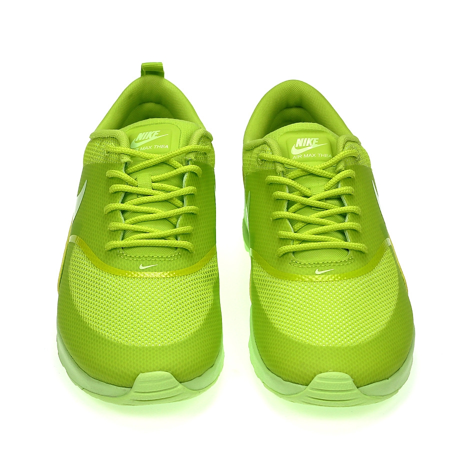 sports shoes 252fc 0f054 ... Nike Wmns Air Max Thea ( 599409-304 ), Cyber liquid lime ...