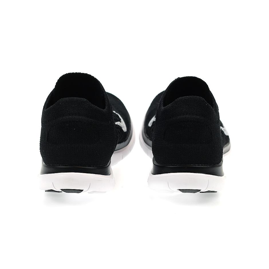 reputable site b8cc0 06936 Nike Wmns Free 4.0 Flyknit, Black White ( 631050-001 )