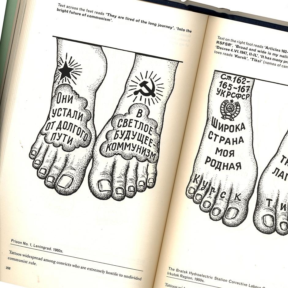 Russian criminal tattoo encyclopaedia volume ii highlights for Russian criminal tattoo encyclopedia