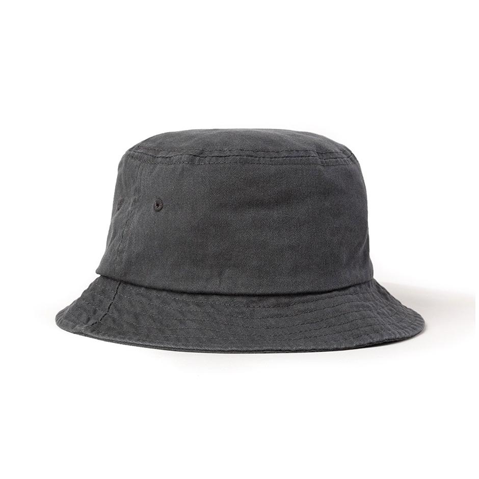 Stussy Stock Lock Dye Bucket hat, Black | Highlights