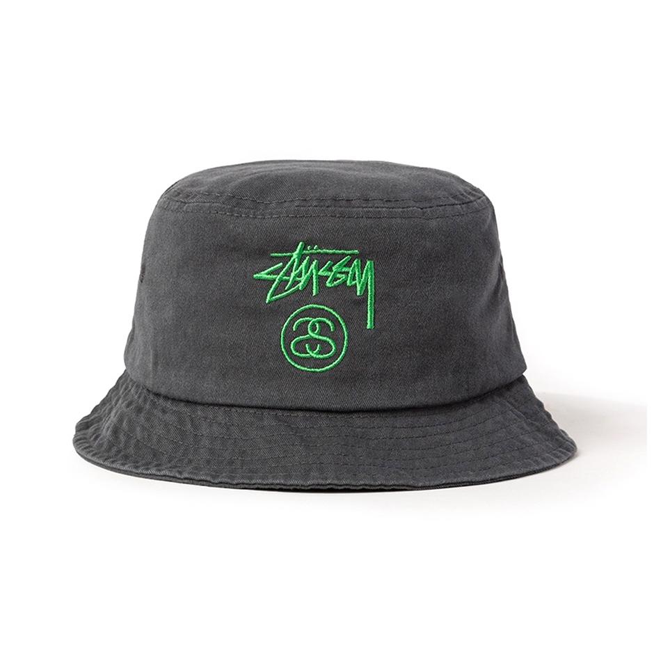 2534816f58f Stussy Stock Lock Dye Bucket hat