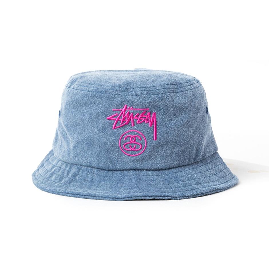 73a63e7b50e Stussy Stock Lock Dye Bucket hat